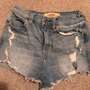 Hollister vintage short short